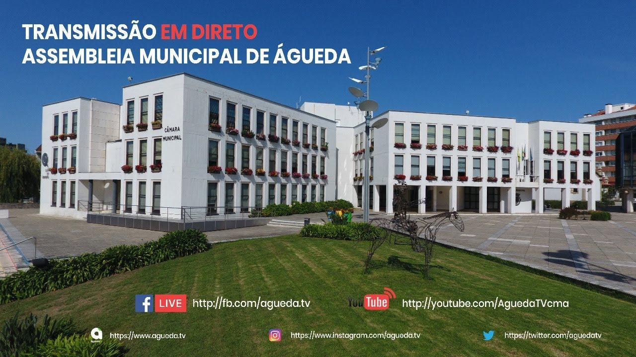 1.ª Sessão Extraordinária da Assembleia Municipal de Águeda (31 de julho 2020)