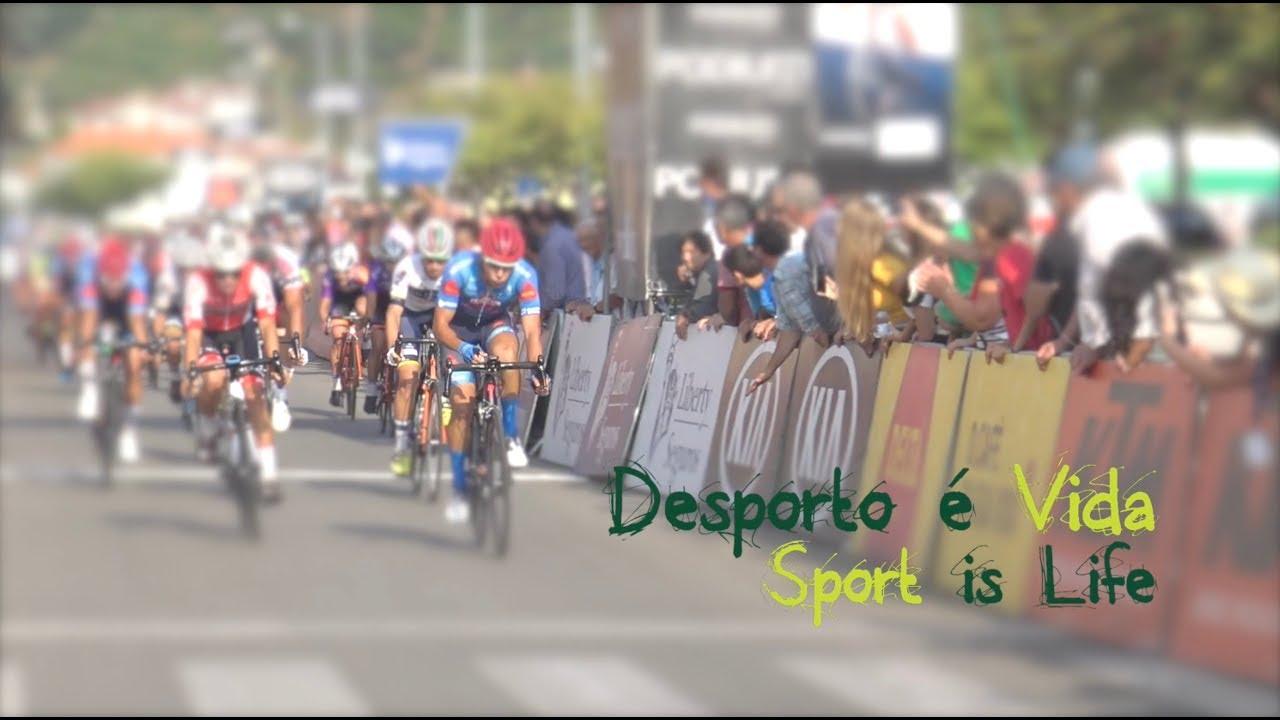 1ª etapa da 26ª Volta a Portugal do Futuro em Águeda