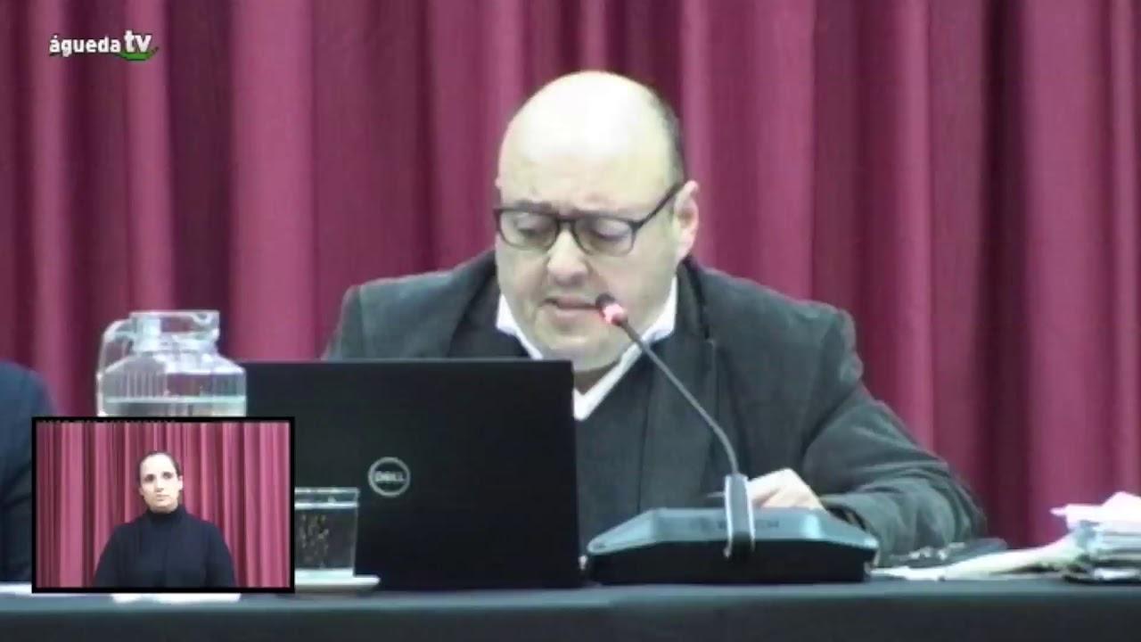 1ª SESSÃO ORDINÁRIA DA ASSEMBLEIA MUNICIPAL DE ÁGUEDA 28 de fevereiro 2019