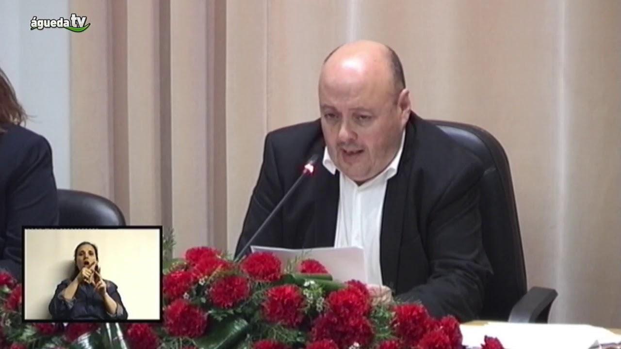 3.ª Sessão Extraordinária da Assembleia Municipal de Águeda do 45.º Aniversário do 25 de Abril (26 de abril 2019)
