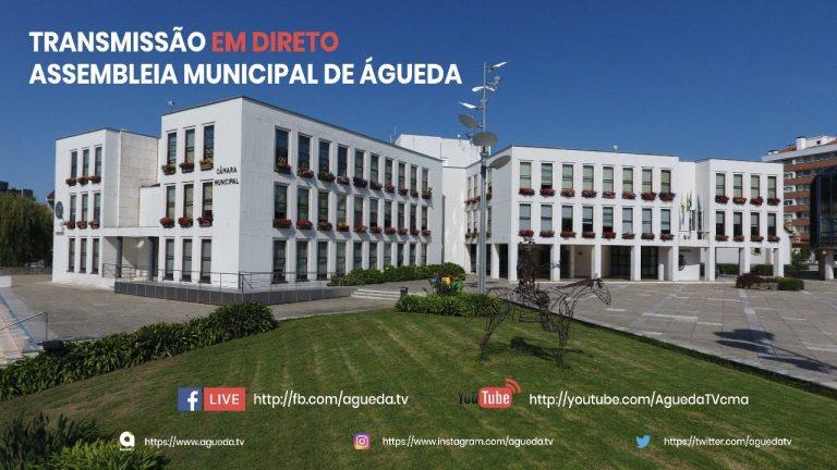 4.ª Sessão Ordinária da Assembleia Municipal de Águeda de 1 de Outubro 2020