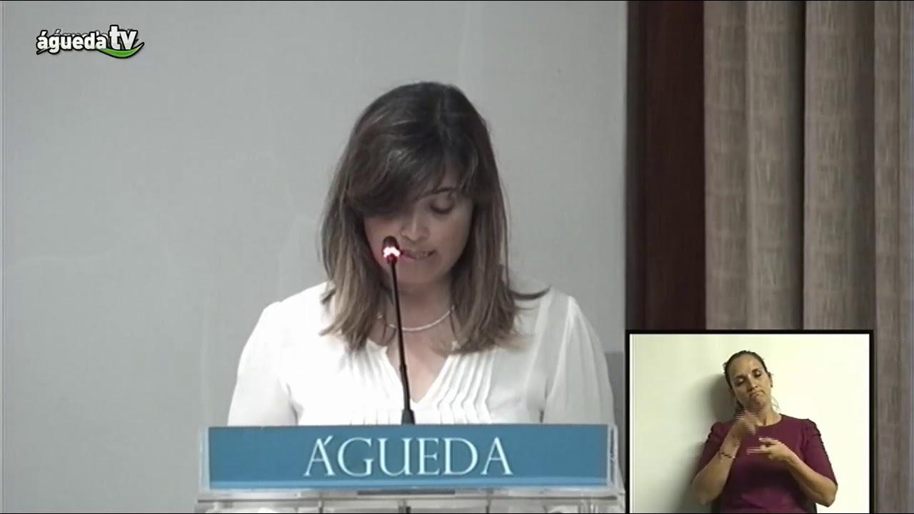 4.ª Sessão Ordinária da Assembleia Municipal de Águeda de 27 setembro 2019 (Parte 1 de 3)