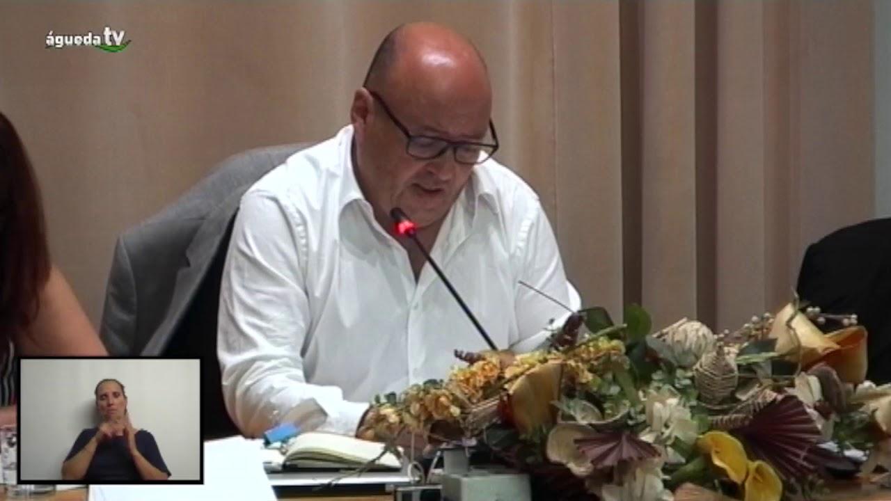 4.ª Sessão Ordinária da Assembleia Municipal de Águeda de 21 Setembro de 2018 (1.ª Parte)