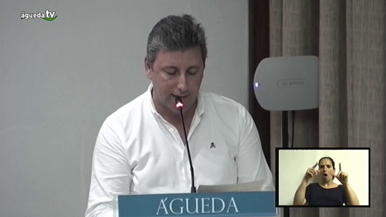 4ª Sessão Extraordinária da Assembleia Municipal de Águeda de 31 de maio de 2019