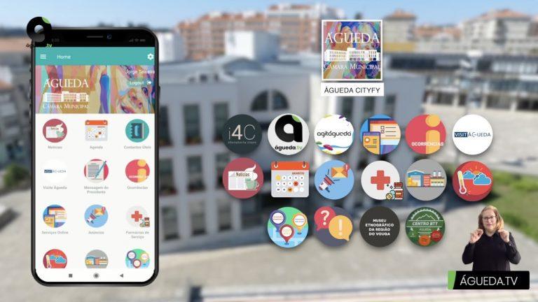 APP Águeda Cityfy – Vídeo Promocional
