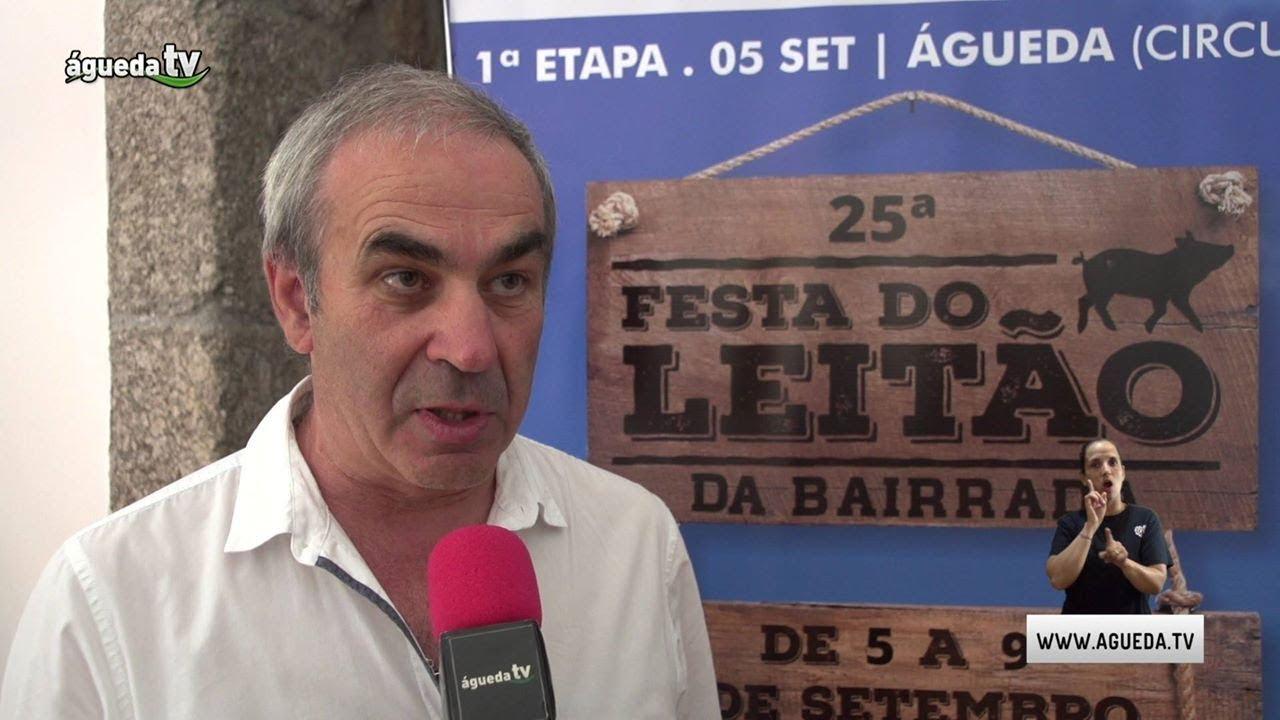 Apresentação 25ª Festa do Festa Do Leitão Águeda