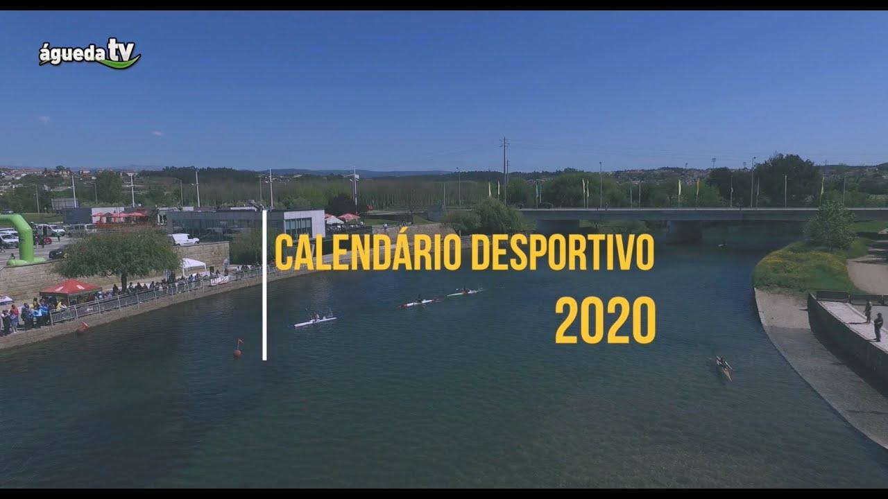 Calendário Desportivo Águeda 2020