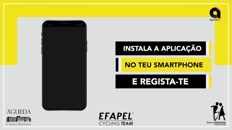 Câmara de Águeda associa-se ao Passeio Virtual Solidário EFAPEL 2021