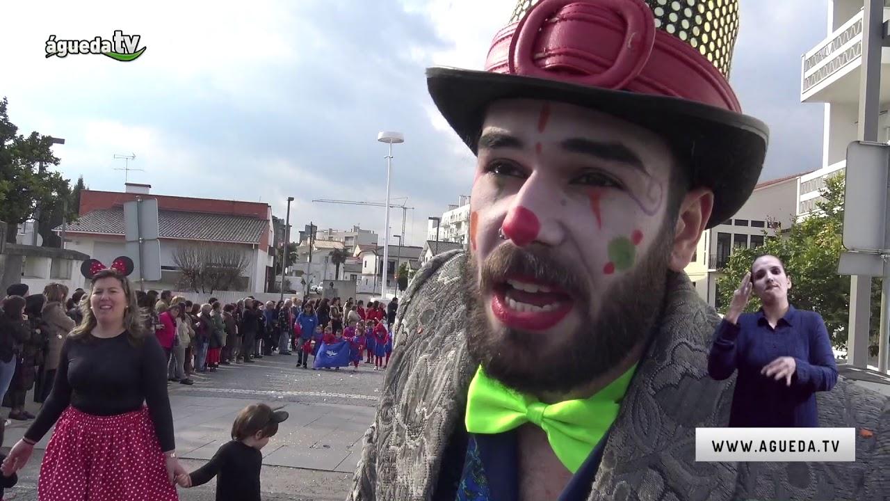 Carnaval Infantil de Águeda 2018