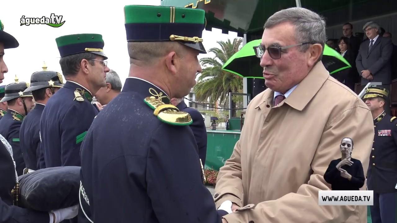 Comemorações do 11.º aniversário do Dia da Unidade do Comando Territorial da GNR de Aveiro