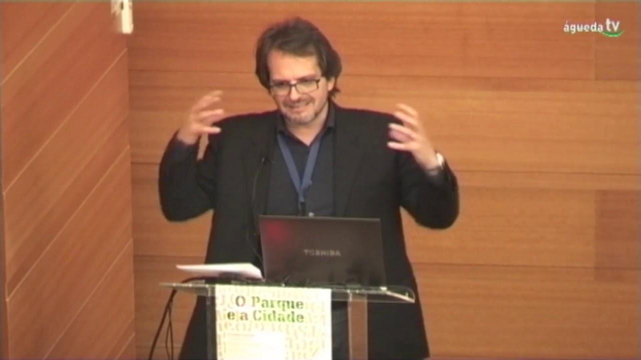 Conferência O Parque e a cidade – (Paolo Marcolin)