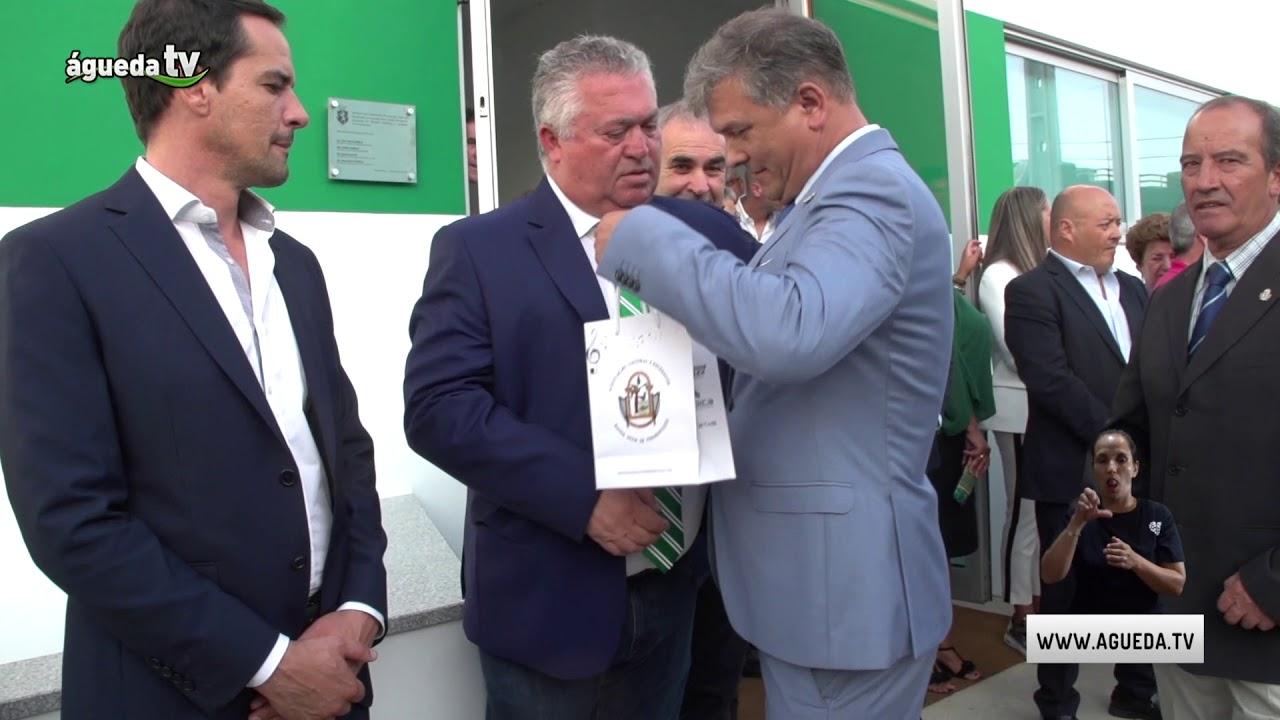 Inauguração das novas instalações do Sporting Clube de Fermentelos