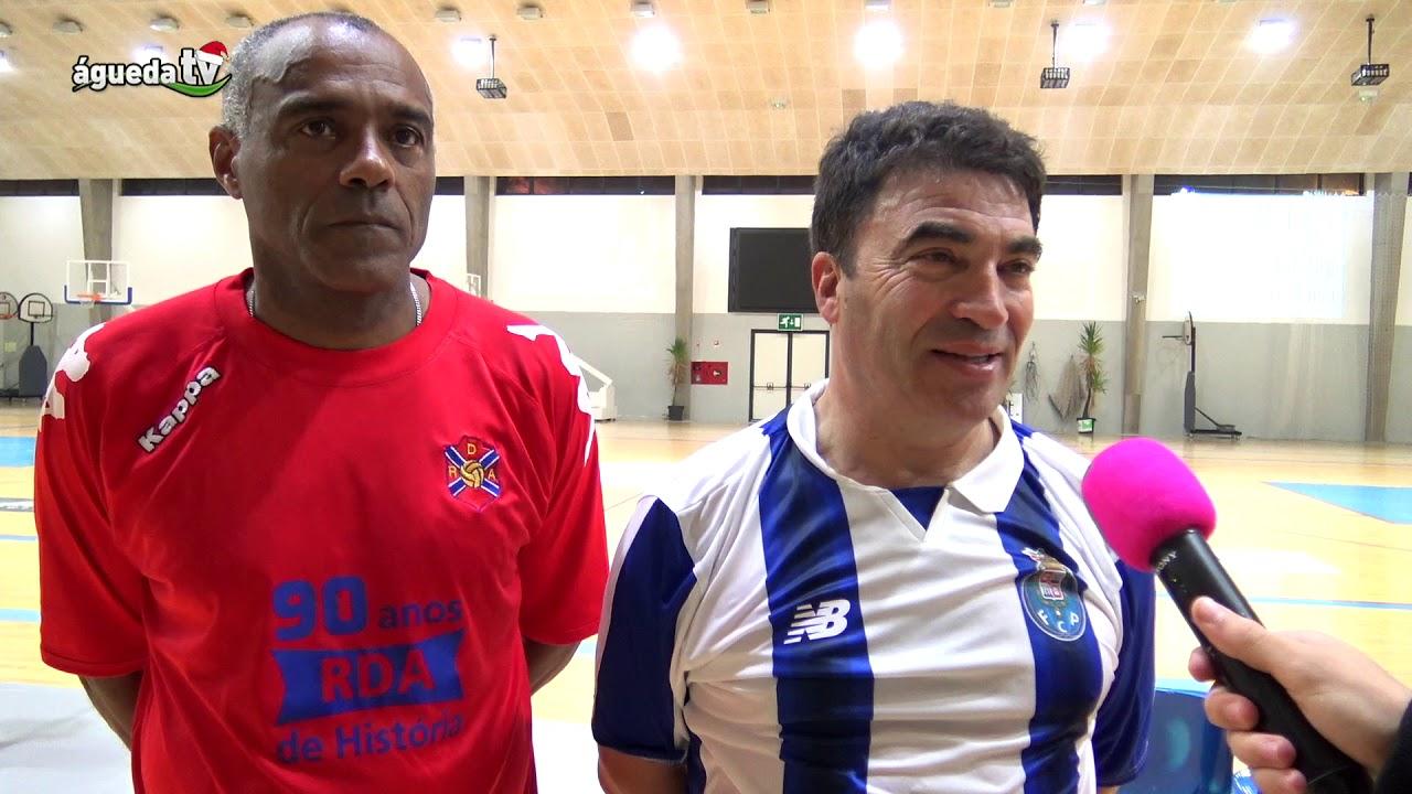 Jogo de Futsal Solidário FC Porto vs. RD Águeda