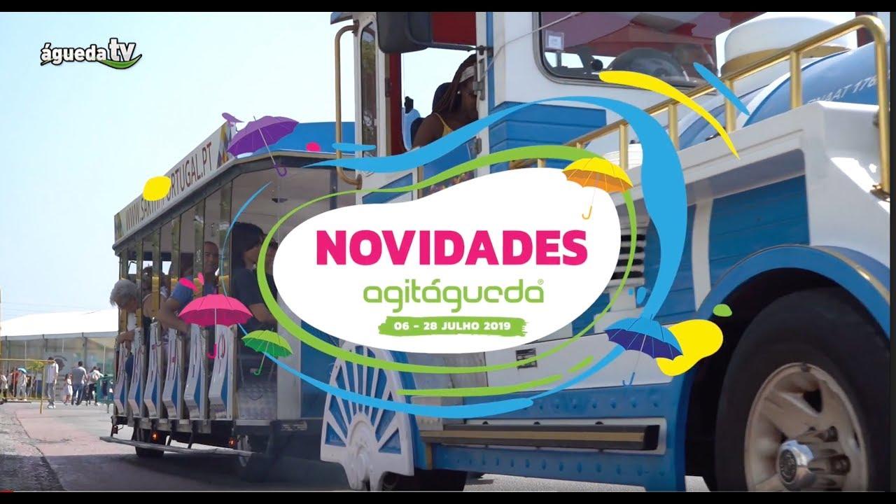 NOVIDADES AGITÁGUEDA 2019