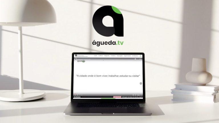 Novo site informativo ÁguedaTV