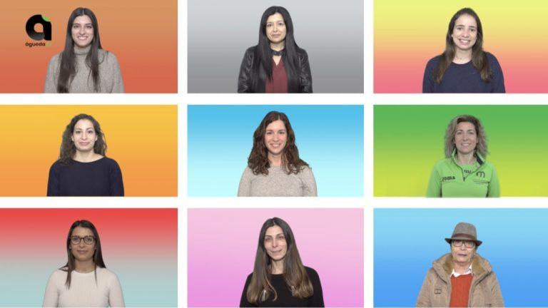 O Águeda.TV deseja um Feliz Dia a todas as Mulheres!