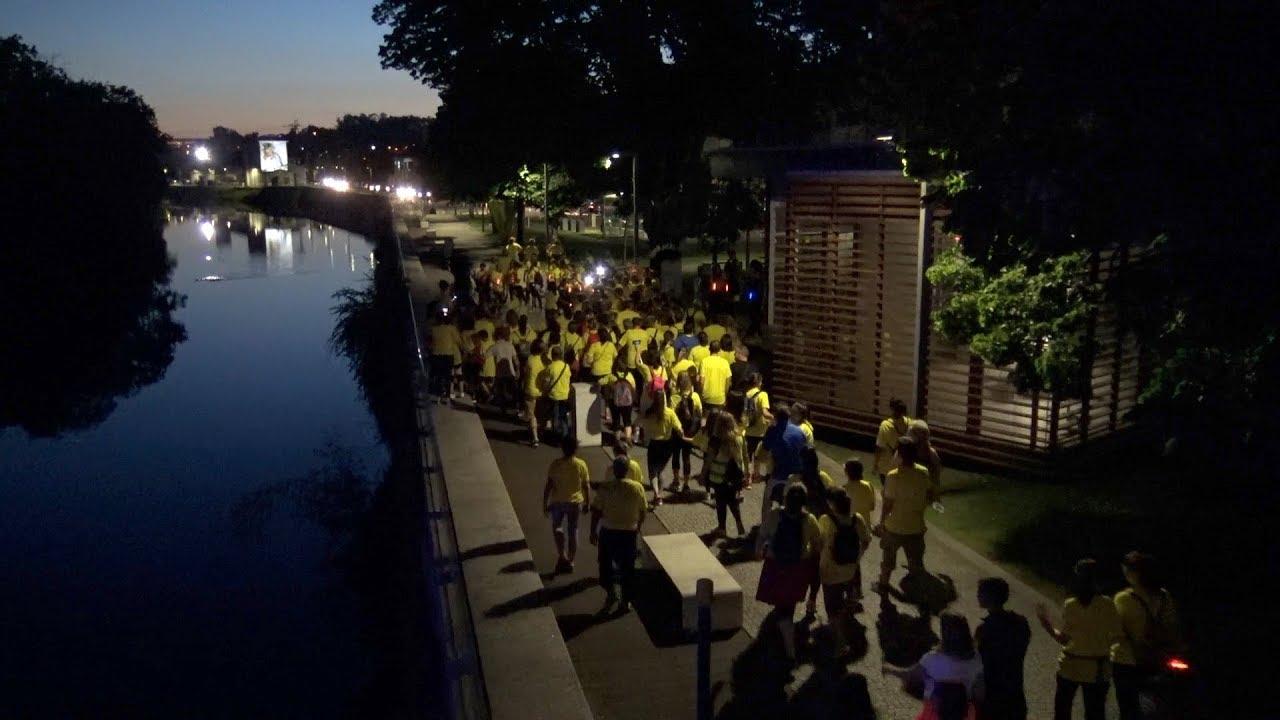 V Caminhada Noturna Solidária – Pirilamparada