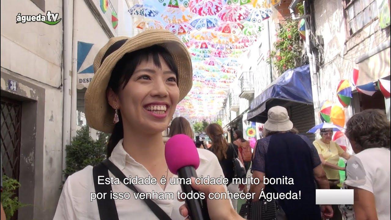 VOX POP PÚBLICO AGITÁGUEDA 2018