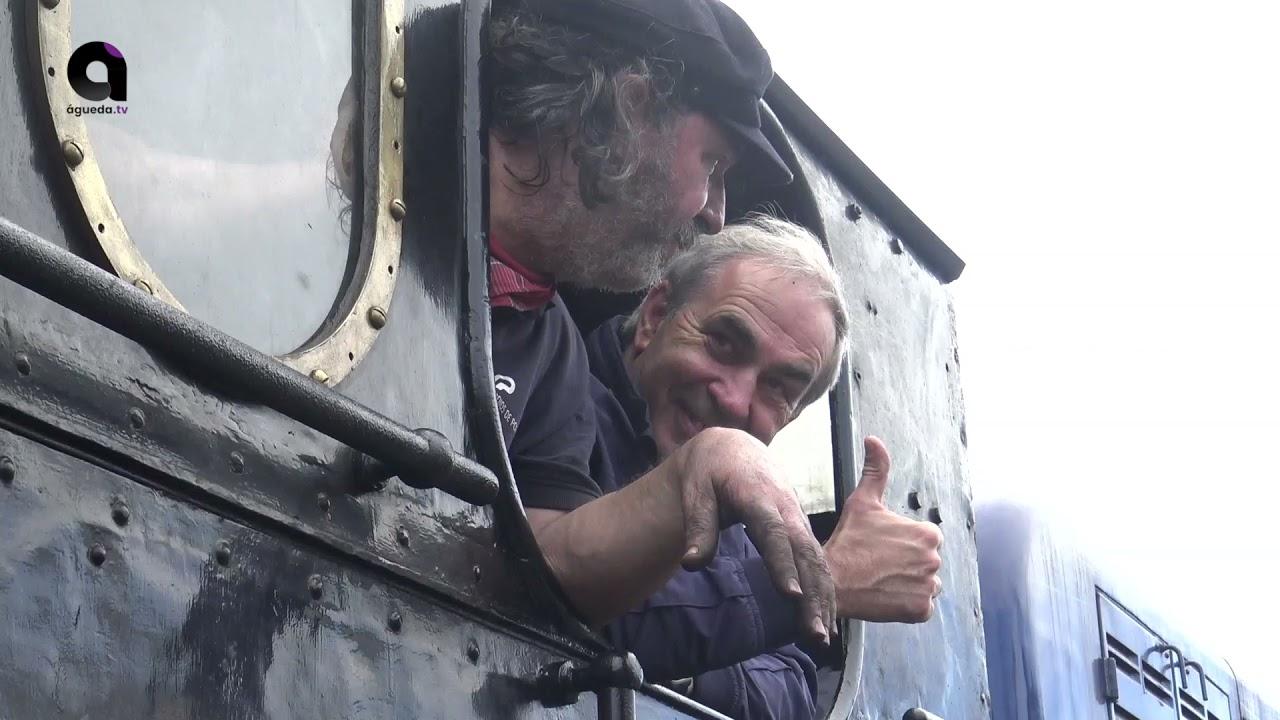 Comboio Histórico do Vouga a Vapor | 24 e 25 ABRIL 2021