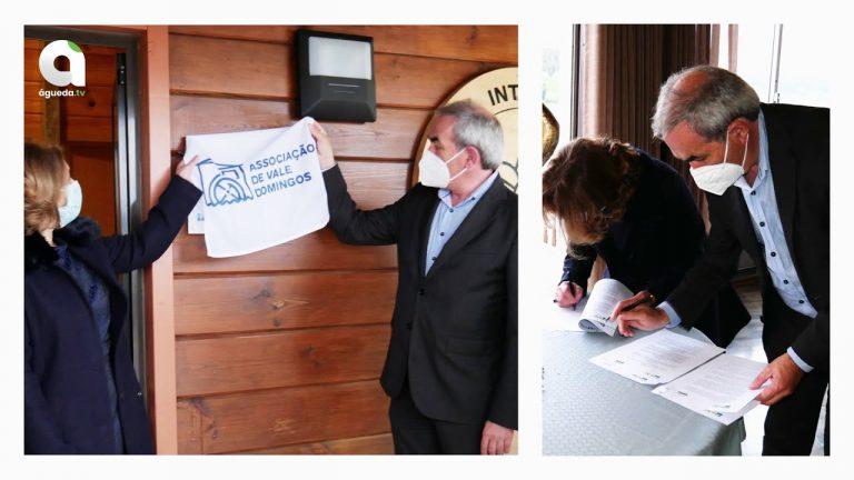 Inauguração do Centro Interpretativo das Magnólias e assinatura do protocolo do projeto ExplorAPPateira