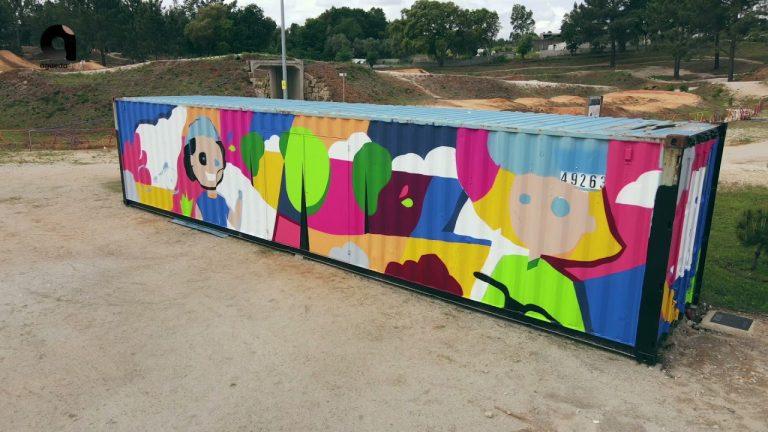 O projeto Pedal in Águeda ganhou mais cor