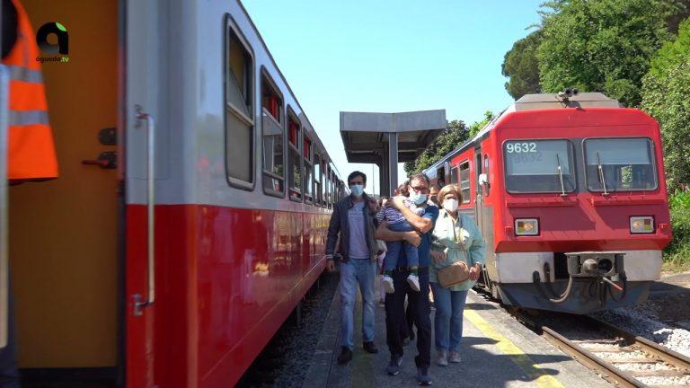 Comboio Histórico e Napolitanas