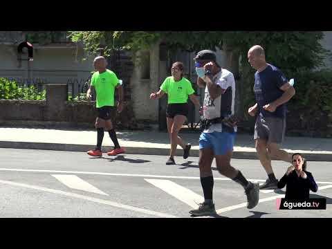 Corrida de atleta pelos direitos das crianças passa por Águeda