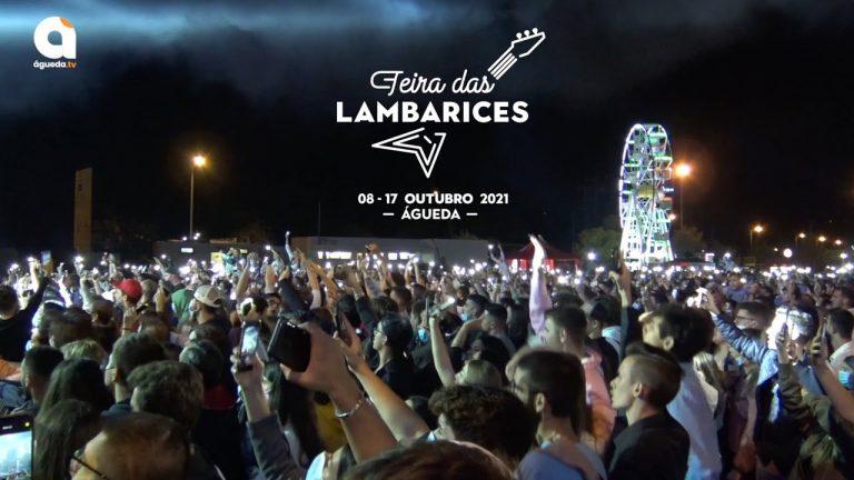 Feira das Lambarices | Concertos e Entrevistas (Pt. 1)